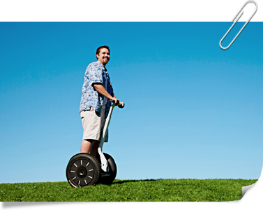 segway activities